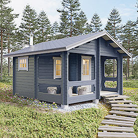 Yard Saunas and Cottages