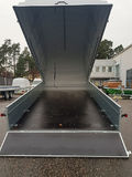 RESPO trailer with canopy 186 x 350