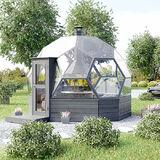 Arctic Light House -glu 9 m2