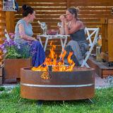 Outdoor fireplace Lucas
