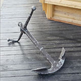 Antique anchor Medium size