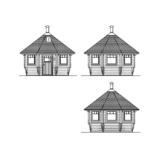 Luxus Wohnzimmer 10 m2 Fassaden