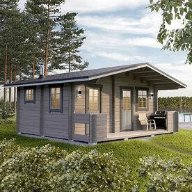 Hofhaus mit Sauna 30 m2