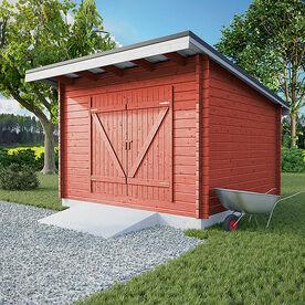 City barn 10,5 m2