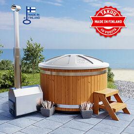 Premium Whirlpool mit Kunststoffteilen 10 Jahre Garantie!