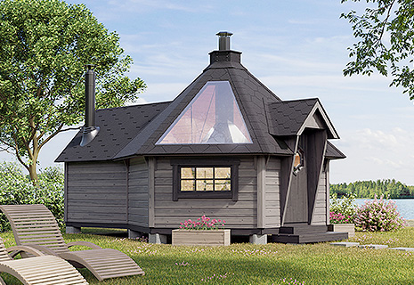 New offer home Arctic Sauna House