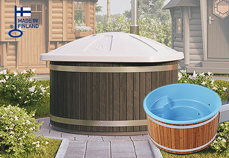 New offer front page Premium Step In Hot Tub