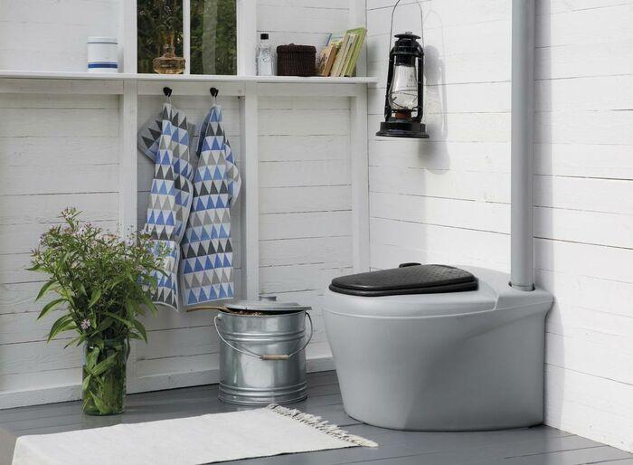 Kekkilä Power toilet 230L