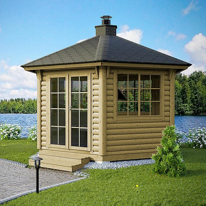 Cottage 9 m2